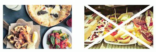 the fork immagine grafica marketing per ristoranti branding