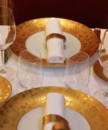 TheFork restaurant management: dishes of Le Bien Aime restaurant