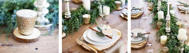 TheFork Locka kunder över jul med en naturligare dekoration