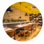 TheFork organisation av restauranger Vet du vilken som är din restaurangs faktiska kapacitet? Här har du svaret!