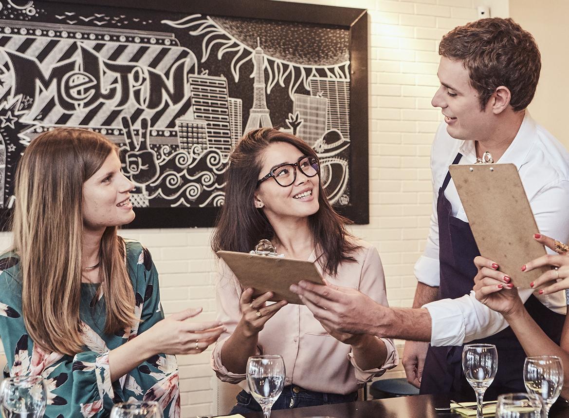 Os 3 pilares de um restaurante de êxito