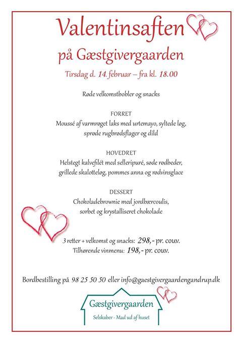 TheFork Sådan får du fyldt bordene på din restaurant valentinsdag menu