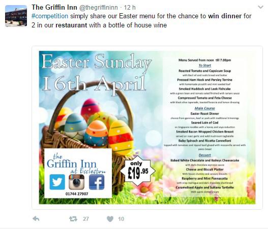 TheFork Tiltræk gæster til din restaurant med konkurrencer på de sociale medier