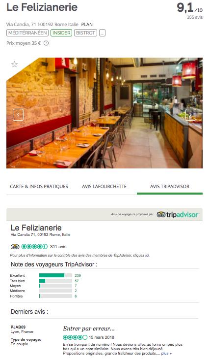 TheFork TripAdvisor et LaFourchette, la meilleure alliance pour trouver des clients