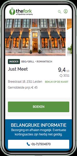 delivery on thefork.nl