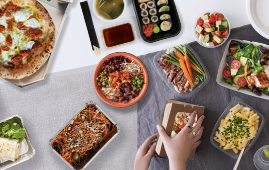 Bet on Takeaway to easily boost your restaurant revenue!