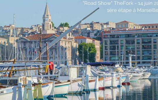 Road Show TheFork Marseille