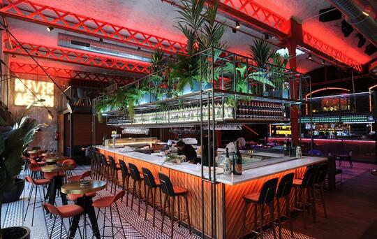 rotation par table d'un restaurant