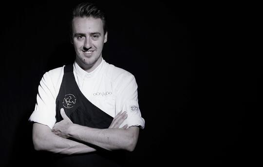 Chef Jasper Kox