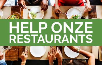 help onze restaurants