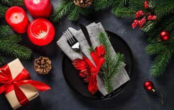 Llena tu restaurante con un menú de navidad delicioso