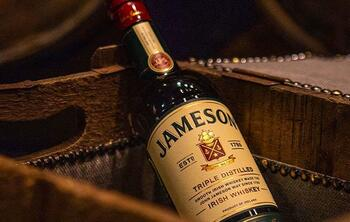 Jameson whisky.