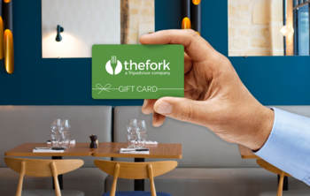 Gift Card TheFork