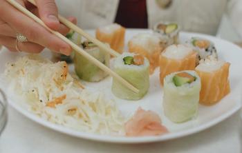 Dia internacional sushi