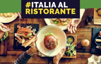 Italia al ristorante