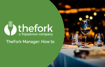 TheFork Manager How to instructions