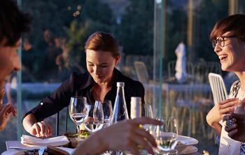 people diner