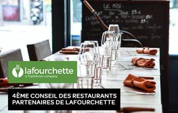 LaFourchette 4ème Conseil des restaurants