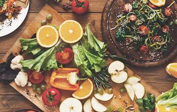 ElTenedor platos y decoración para un restaurante ecológico.
