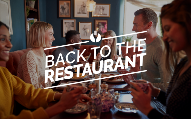 Back to the Restaurant event