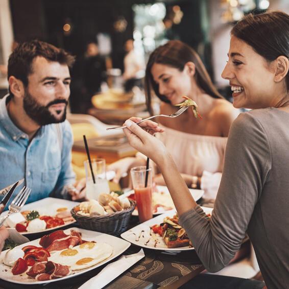 segmentación clientes restaurantes