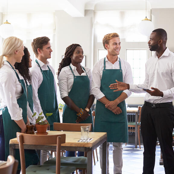 Everything that a briefing at your restaurant should include | TheFork  Manager