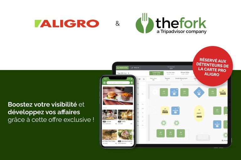 TheFork - ALIGRO
