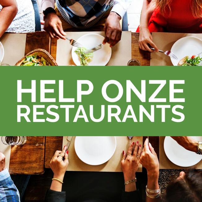 help onze restaurants thefork