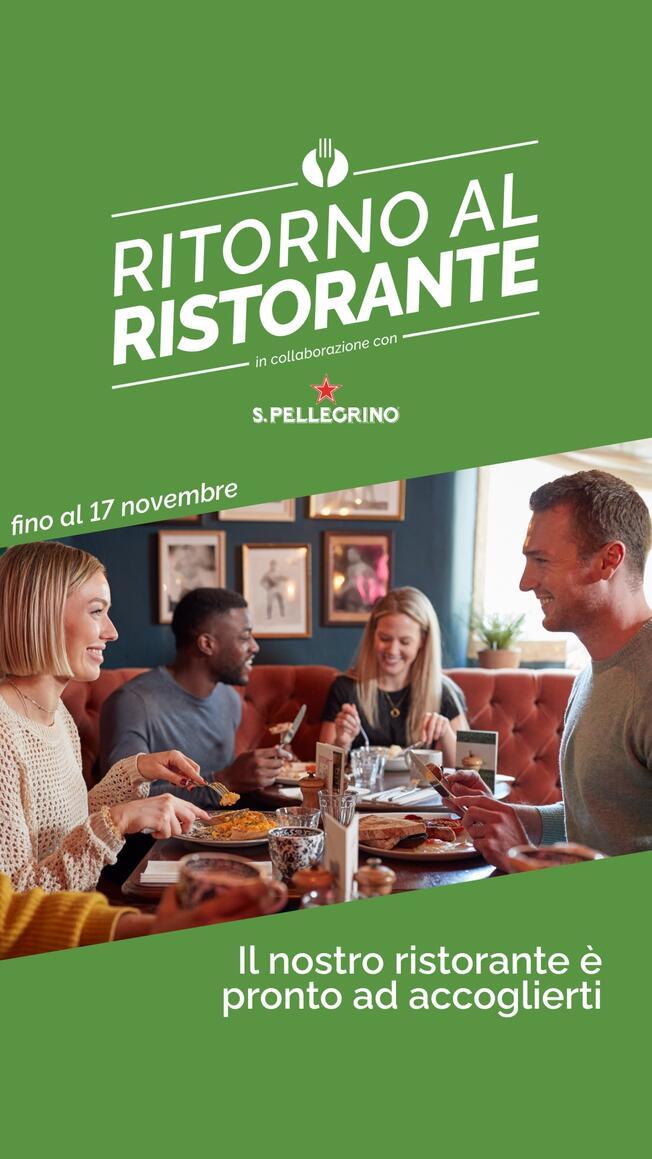 Ritorno al ristorante