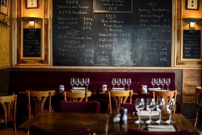 menu-on-a-blackboard