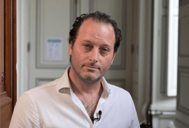 Le restaurateur Davide De Maria, Osteria Da Luigi à Bordeaux