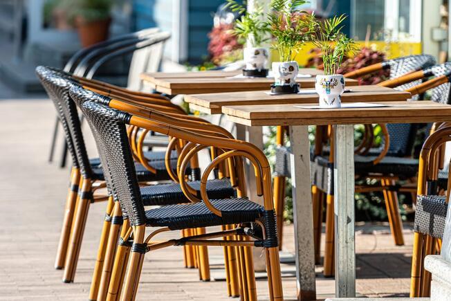 Lunch terrasse